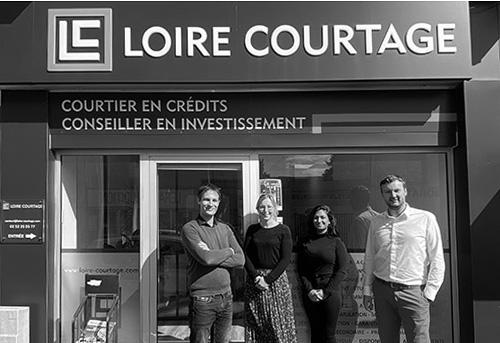Courtiers à Angers - Loire Courtage